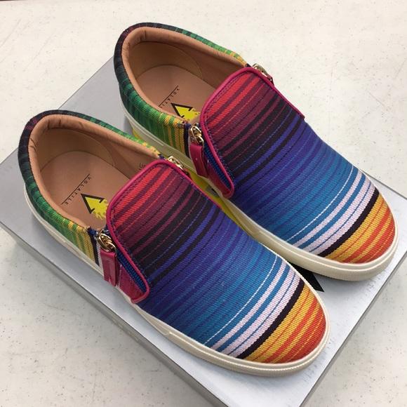 7bece99e1 Serape Slip On Sneakers by Volatile